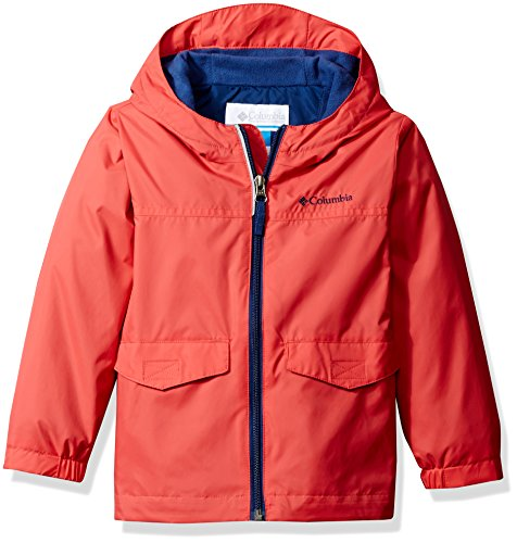 Columbia 1582881 Boys Rain Zilla Jacket