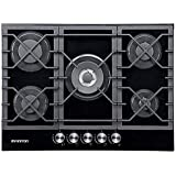 Balay 3ETG676HB Integrado Encimera de gas Negro hobs - Placa ...