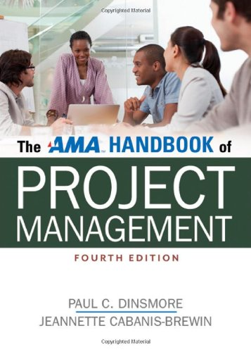 The AMA Handbook of Project Management, 4th Edition Front Cover