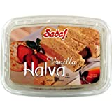 Sadaf Halva Vanilla, 16-Ounce (Pack of 4)
