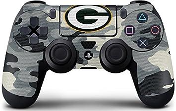 NFL verde Bay Packers carcasa para mando de PS4 - camuflaje ...