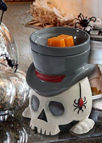 The Undertaker Horror Style Wax Warmer (Halloween Decor)