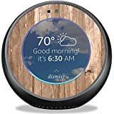 MightySkins Skin for Amazon Echo Spot - On The Fence | Protective, Durable, and Unique Vinyl Decal wrap Cover | Easy to Apply, Remove, and Change Styles | Made in The USA