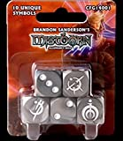 Mistborn: Allomancy Dice