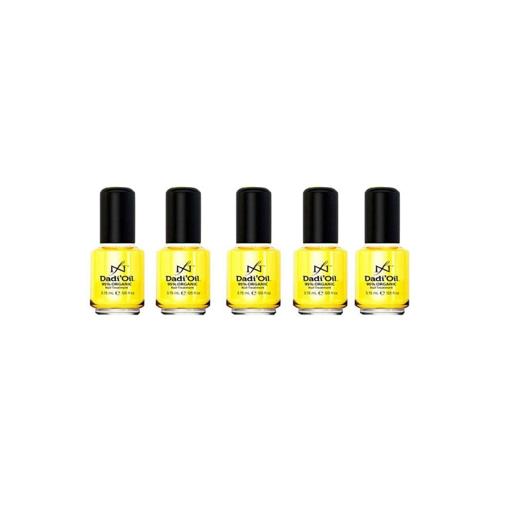 Famous Names Dadi' Oil -Nail & Cuticle Conditioner Treatment / 1/8 oz (Set of 5)