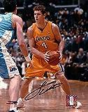 Luke Walton Signed Autographed 8X10 Photo LA Lakers Home vs. Nuggets w/COA
