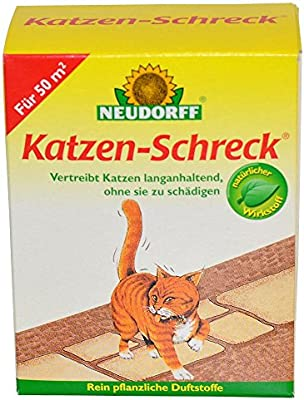 Neudorff - Repelente de gatos, 200 gr