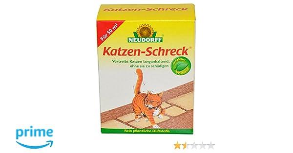 Neudorff - Repelente de gatos, 200 gr: Amazon.es: Productos para mascotas