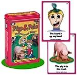 Pigs & Pals Preposition Fun Deck Card...