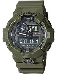 Men's 'G Shock' Quartz Resin Casual Watch, Color:Green...