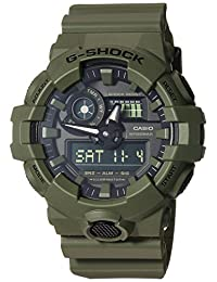 Casio GA700UC-3A Olive Green 57.5mm Resin G-Shock Men's Watch