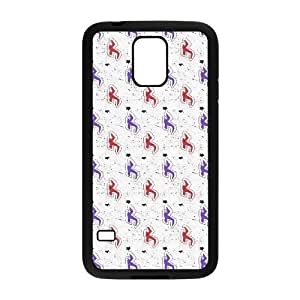 Samsung Galaxy S5 Phone Case Black HOLLSTER JKKP7455901