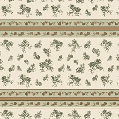 - GRAPHICS & MORE Pinecones Pine Tree Autumn Fall Premium Roll Gift Wrap Wrapping Paper