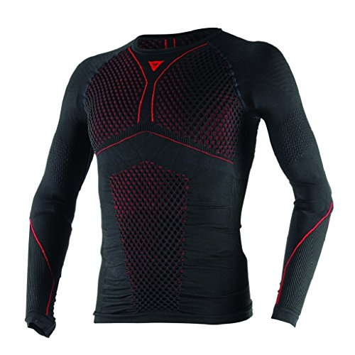- Dainese Men's D-Core Thermo Tee Ls Black L