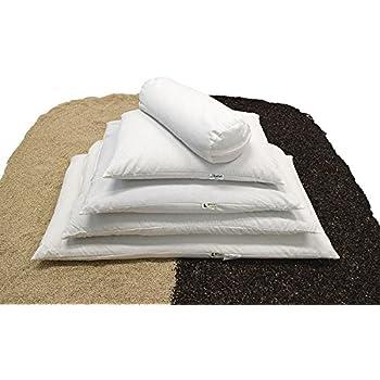 Amazon Com Korean Buckwheat Pillow Rectangle Home