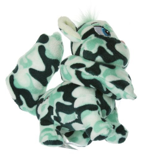 Neopets Collectors Plush Series 6 - Camoflauge Wocky
