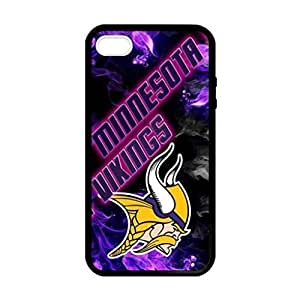 Minnesota Vikings Image Protective Iphone ipod touch4 / Iphone 5 Case Cover Hard Plastic Case for Iphone ipod touch4