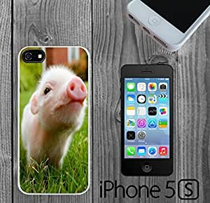Cute Piglett Baby Pig Custom made Case/Cover/Skin FOR iPhone 5/5s