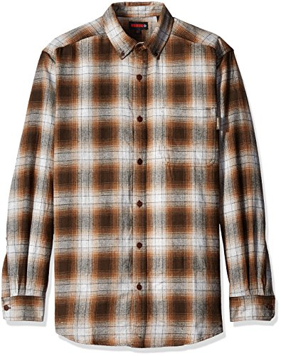 Wolverine Men's Big and Tall Hammond Long Sleeve Two Side...