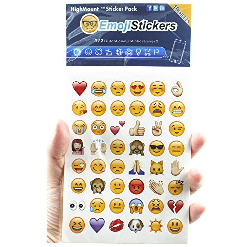happy-emoji-stickers-19-sheets-with-emojis-faces-christma-kid-stickers-from-iphone-facebook-twitter