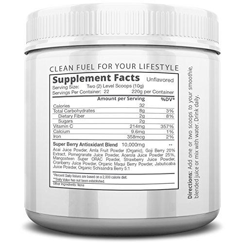 AMRAP Nutrition Antioxidant Rich Formula