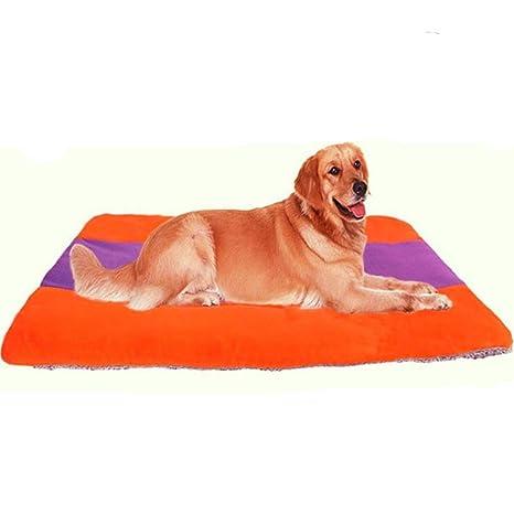 635 Cama para Perros Anti-rasguña y propensa a Manchas Perrera del Animal doméstico para