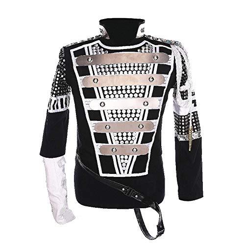 Michael Jackson Jacket Costume Gaorgeous Teaser Jacket Outerwear