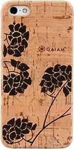 Gaiam Cork Case for iPhone 5 / 5S - Hydrangea (30784) by runtopwell