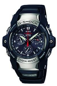 Casio Men's GS1100-1A G-Shock GIEZ Series Multi-Band Solar Atomic Watch