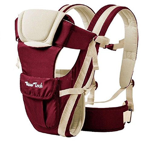 Red Dwarf Costumes Sale (Lily.N, Adjustable Newborn Infant Baby Carrier Comfortable Wrap Rider Sling Backpack NEW (Red))