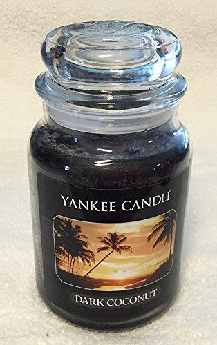 Dark Coconut Yankee Candle Large Jar 22oz Candle