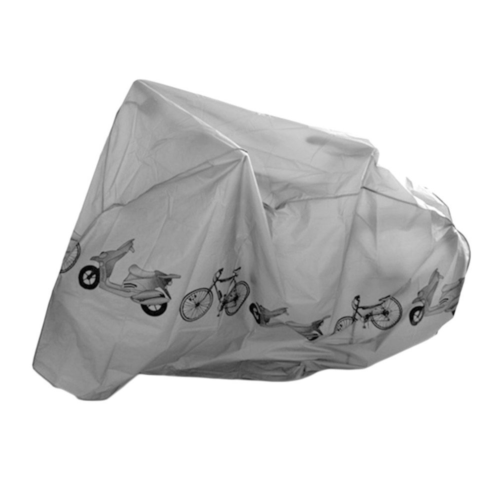Universal Bicycle Rain & Dust Proof Cover Waterproof UV Protector Cover Bike Accessories