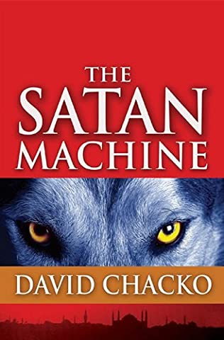 book cover of The Satin Machine