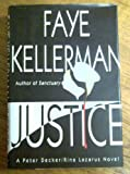 Justice, Faye Kellerman, 0688046134