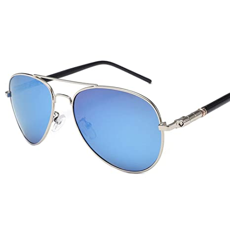Yangjing-hl Gafas de Sol polarizadas para Hombres clásicas ...