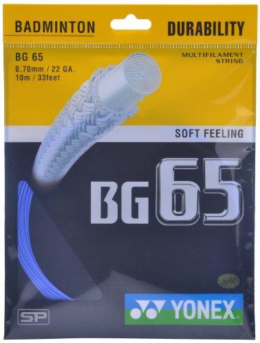 Yonex BG 65 Badminton Strings
