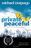 Private Peaceful by Michael Morpurgo front cover