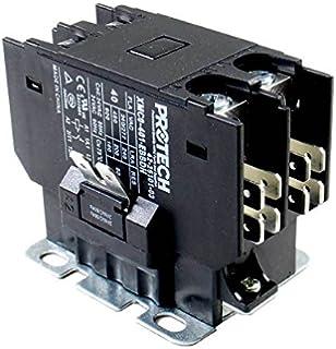 universal trane american standard 24 volt 40 amp relay contactor c147094p02