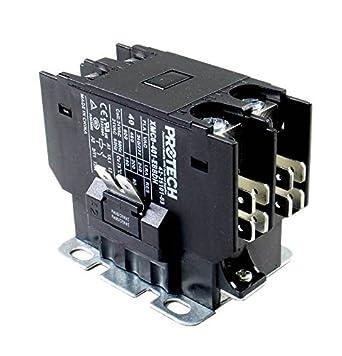 universal trane american standard 24 volt 40 amp relay. Black Bedroom Furniture Sets. Home Design Ideas