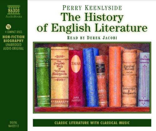 (The History of English Literature (Naxos AudioBooks Histories Series))