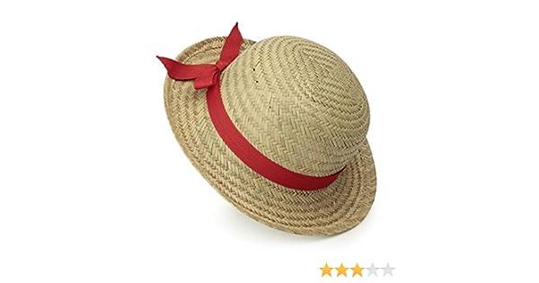 19ccb0ca6ae1d Legler Egmont Toys Sombrero de paja niña con lazo rojo  Amazon.es  Ropa y  accesorios