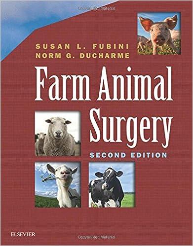 Book Farm Animal Surgery, 2e