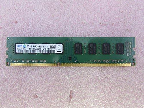 Samsung PC3 10600U 1333MHz Memory M378B5273DH0 CH9