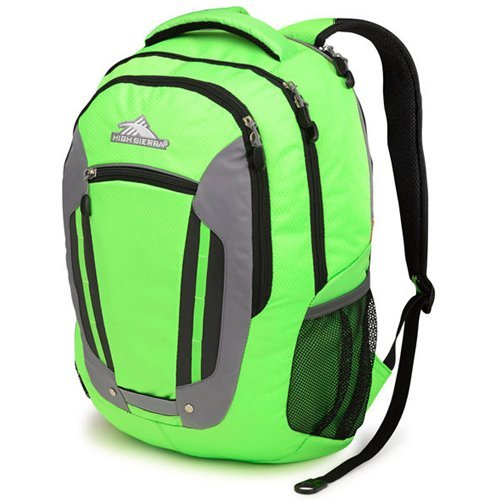 high-sierra-modi-backpack-lime-charcoal-black