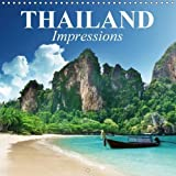 Thailand Impressions 2018: The Beautiful Country in Southeast Asia (Calvendo Nature)