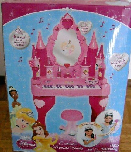 (Disney Princess Enchanted Musical Vanity )