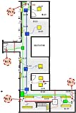 Book Cover for ELECTRICIAN'S BOOK -3-WAY&4-WAY LIGHTING SWITCH -WIRING DIAGRAM (SELF-STARTER UNIVERSITY)
