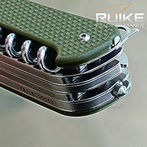 RUIKE LD51 Multifunctional Knife
