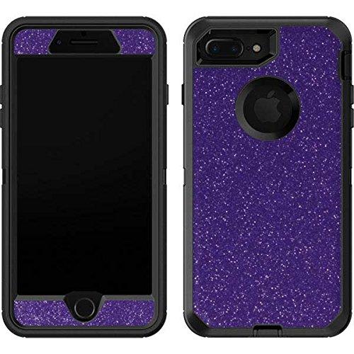 best service dd253 92bdf Amazon.com: Glitter OtterBox Defender iPhone 7 Plus Skin - Diamond ...