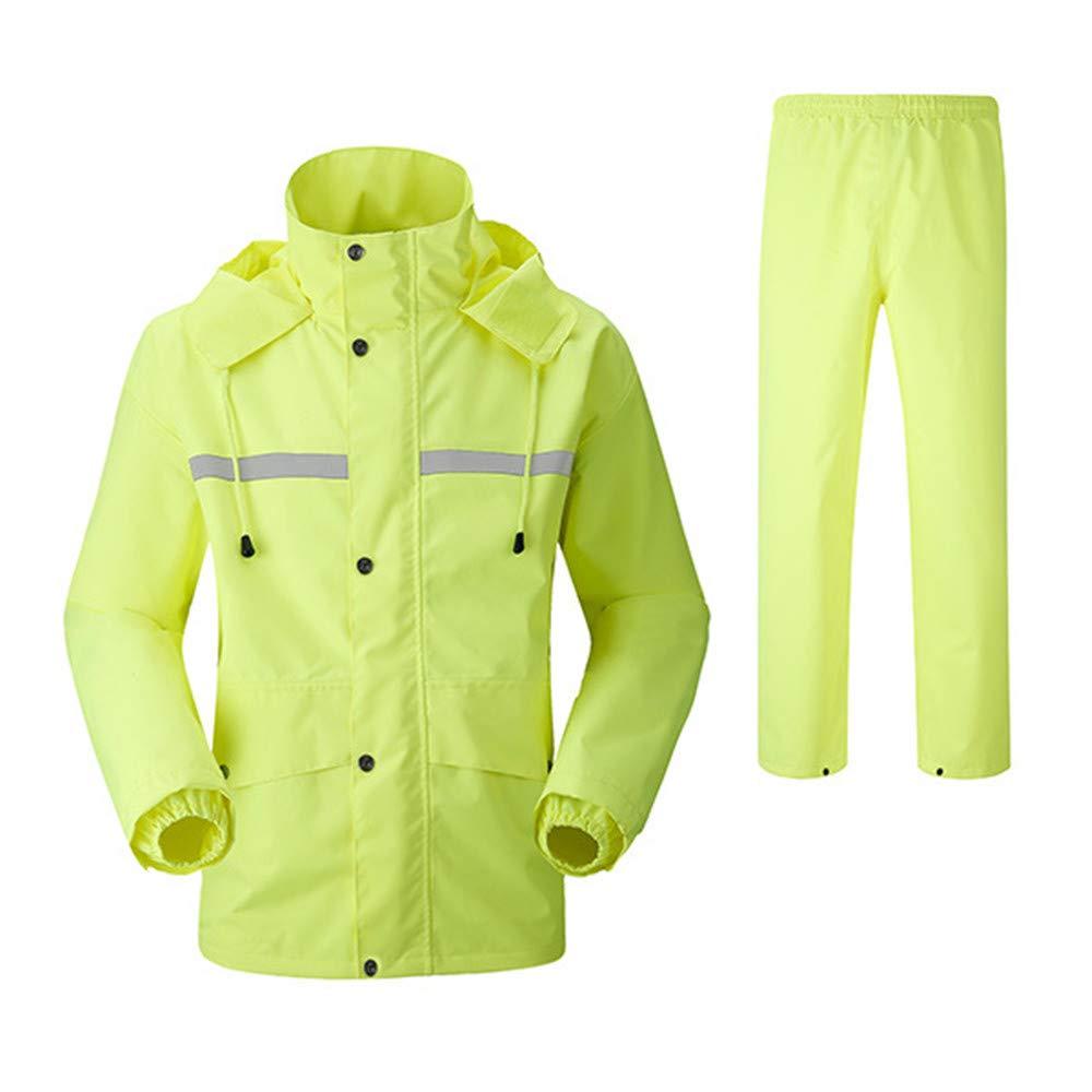 e58fc162856 Poncho Chaqueta y pantal oacute n impermeables para lluvia ...